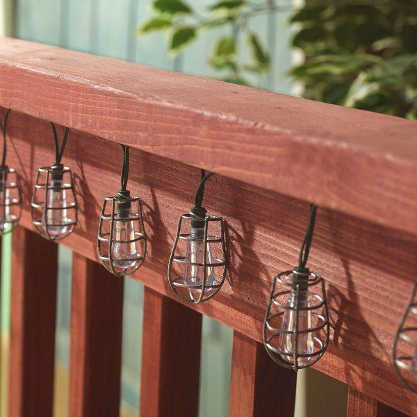 3761WR20 - Cornelius Solar String Lights - Professional Series