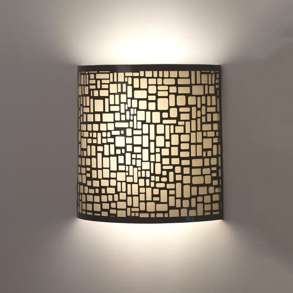 IEL-2901 - London Barrel Sconce - White light
