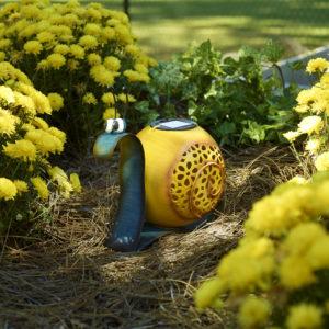 Decorative garden art